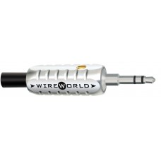Wireworld Stereo Mini Jack (3.5mm) Plug 6.5mm Hi-End Konektors